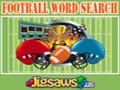 Football Wortsuche