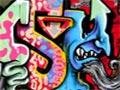 Graffiti Schiebepuzzle