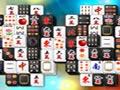 Schwarzweiß Mahjong
