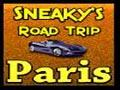 Sneaky's Autoreise - Paris