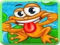 Verfolge den Frosch