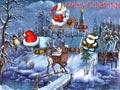 Versteckte Objekte: Frohe Weihnachten